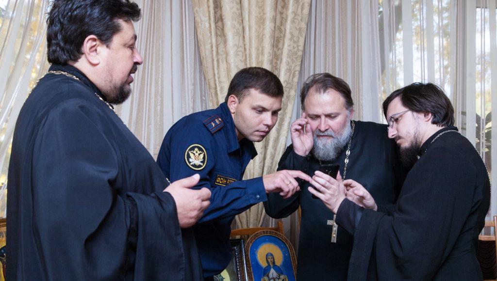 Подведение итогов регионального этапа Всероссийского смотра религиозной деятельности осужденных «Не числом, а смирением»