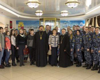 Православный семинар в ВИ ФСИН России
