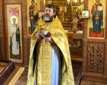 Праздник Положения Ризы Пресвятой Богородицы во Влахерне и совместная трапеза прихожан