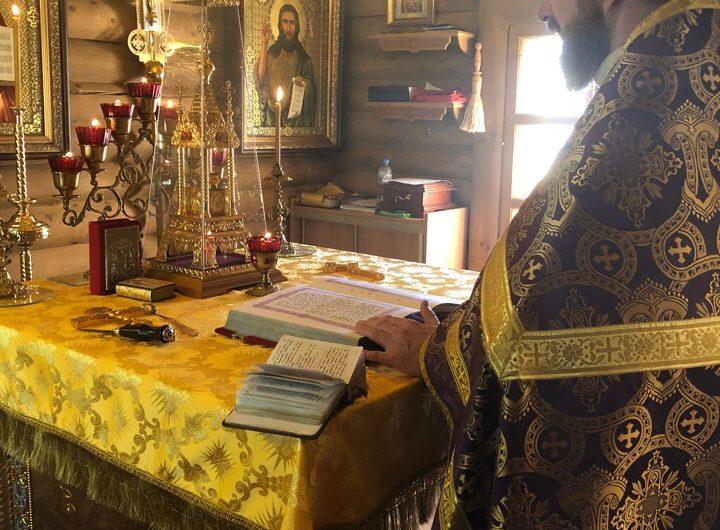 Праздник Изнесения честных древ Животворящего Креста Господня